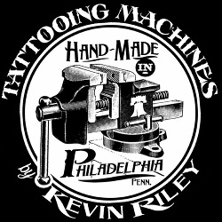 Tattoo Machine by Kevin Riley